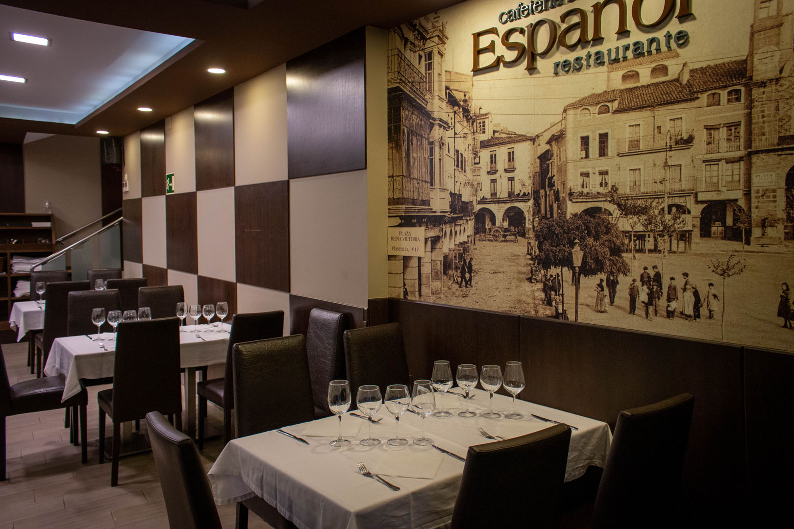 restaurante español plasencia