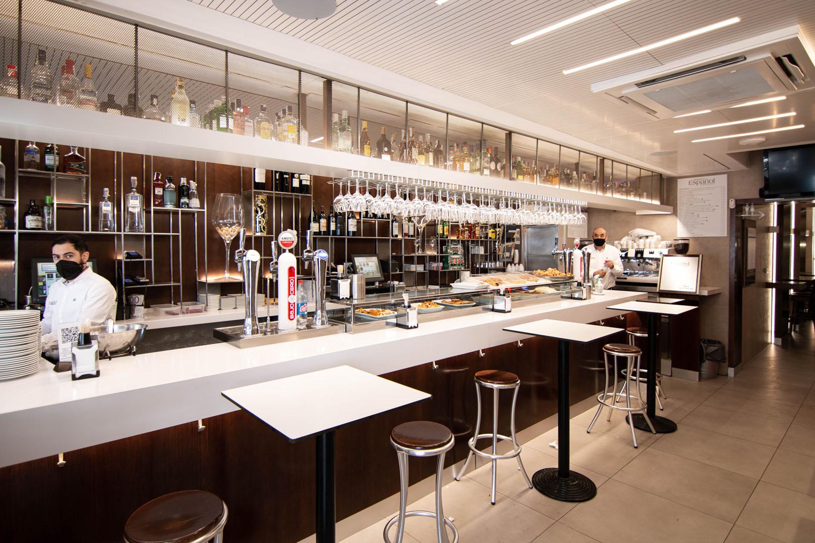 Barra bar El español