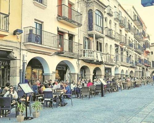 bares plaza plasencia