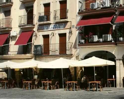 español restaurante plasencia