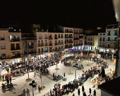 plaza mayor plasencia